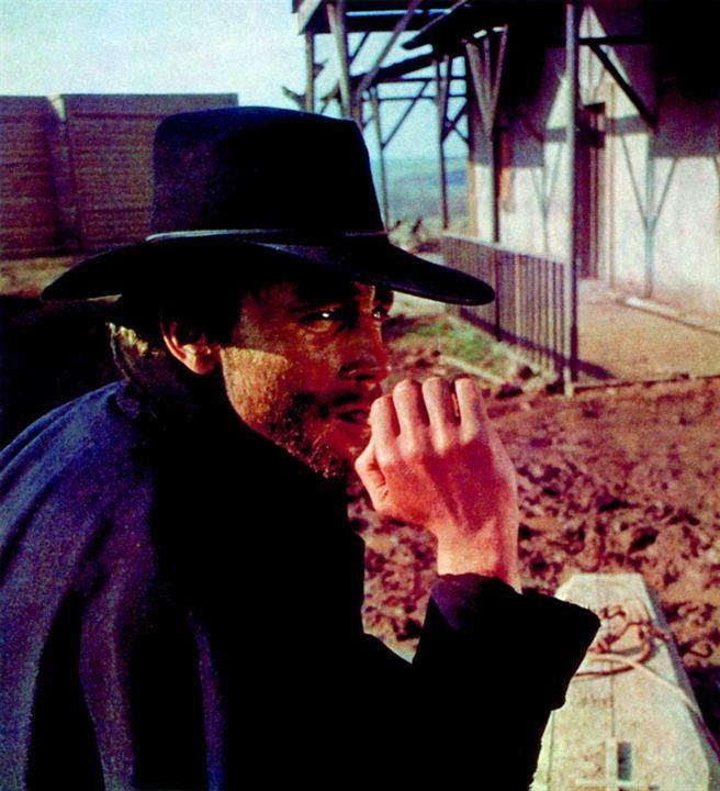Django : Foto Franco Nero, Sergio Corbucci