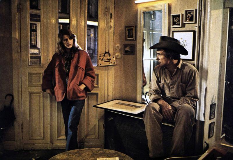 O Amigo Americano : Foto Dennis Hopper, Lisa Kreuzer