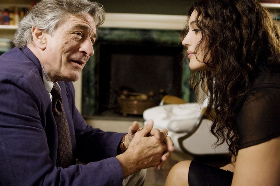 As Idades do Amor : Foto Giovanni Veronesi, Monica Bellucci, Robert De Niro
