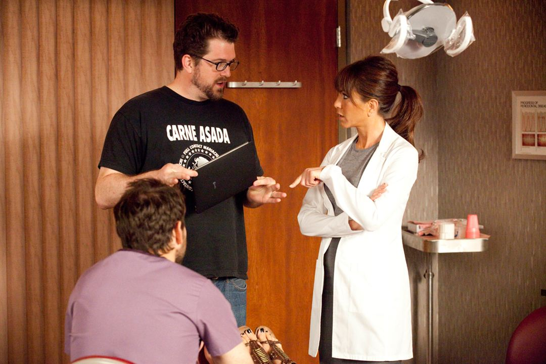 Quero Matar Meu Chefe : Foto Charlie Day, Jennifer Aniston, Seth Gordon