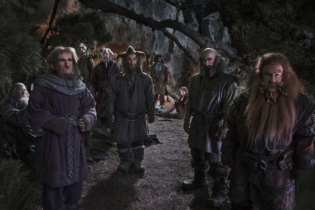O Hobbit: Uma Jornada Inesperada : Foto Adam Brown, Graham McTavish, Ian McKellen, Jed Brophy, Peter Hambleton