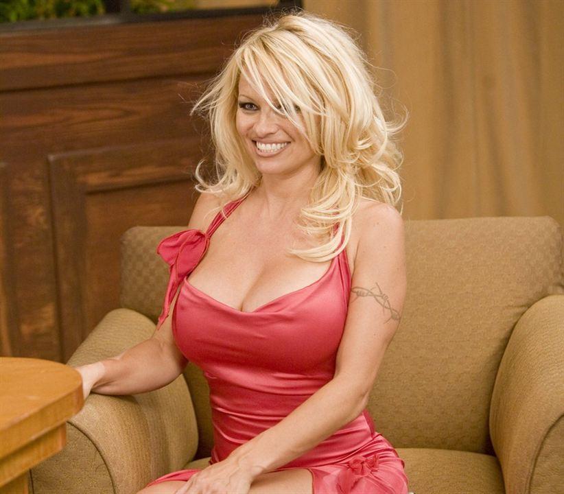 Hollywood & Wine : Foto Pamela Anderson