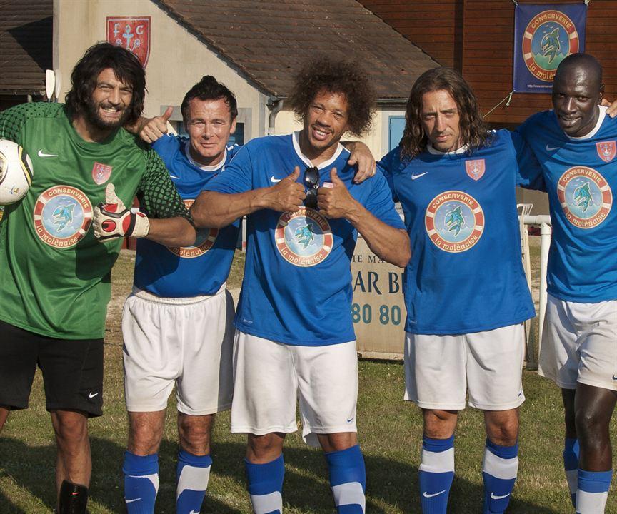 Foto Franck Dubosc, Gad Elmaleh, JoeyStarr, Omar Sy, Ramzy Bedia