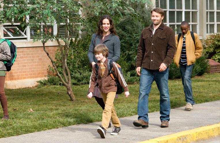 A Estranha Vida de Timothy Green : Foto Cameron C.J. Adams, Jennifer Garner, Joel Edgerton