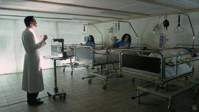 A Centopéia Humana : Foto