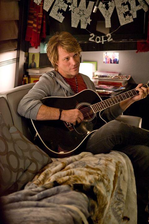 Noite de Ano Novo : Foto Garry Marshall, Jon Bon Jovi