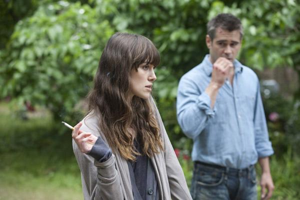 O Último Guarda-Costas : Foto Colin Farrell, Keira Knightley
