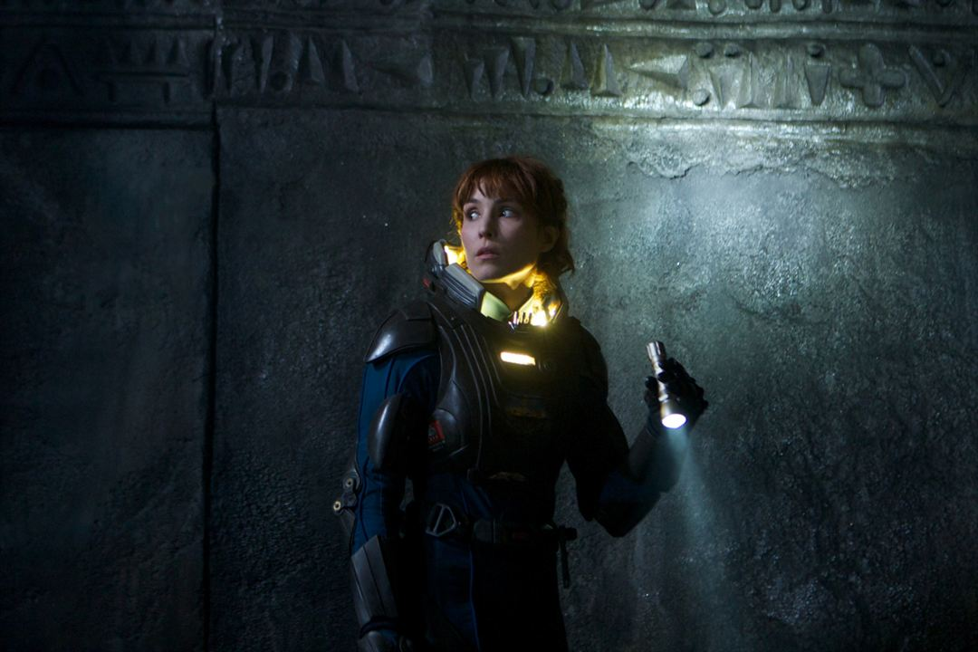 Prometheus : Foto Noomi Rapace
