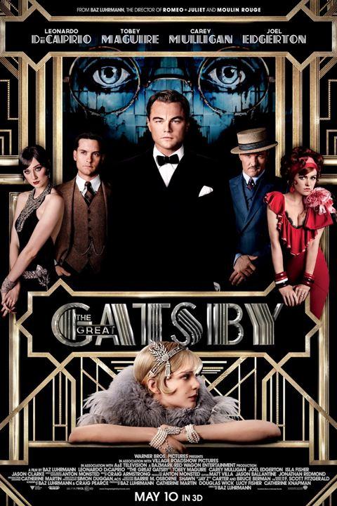 O Grande Gatsby : Poster Baz Luhrmann