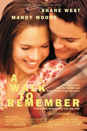Um Amor para Recordar : Poster
