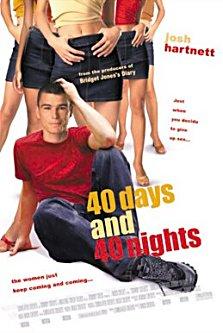 40 Dias e 40 Noites : Foto
