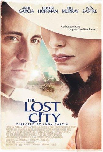 A Cidade Perdida : poster