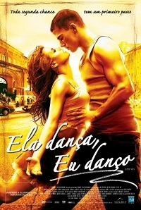 Ela Dança, Eu Danço : Poster