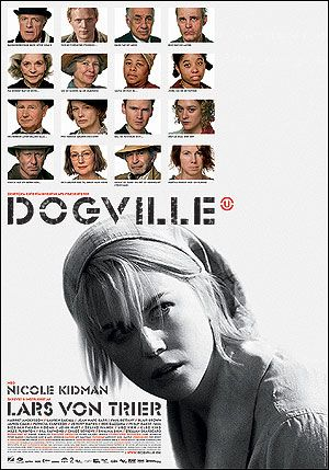 Dogville : Poster