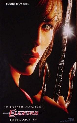 Elektra : poster