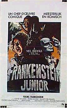 O Jovem Frankenstein : Foto