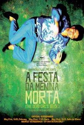 A Festa da Menina Morta : Poster