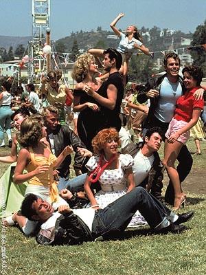 Grease - Nos Tempos da Brilhantina : Foto