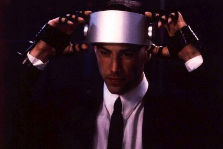 Johnny Mnemonic, o Cyborg do Futuro : Foto