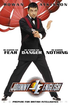 Johnny English : Poster