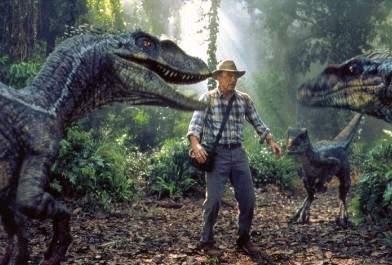 Jurassic Park 3 : Foto