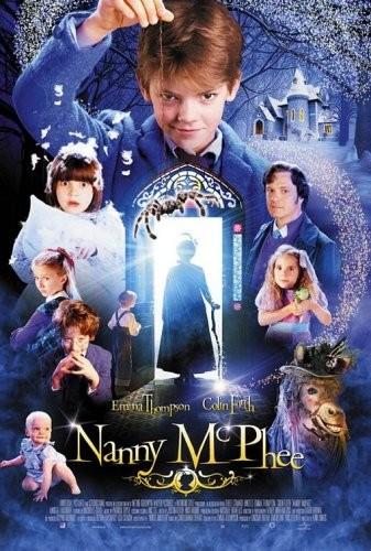 Nanny McPhee - A Babá Encantada : Poster