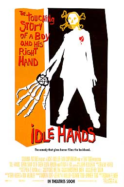 A Mão Assassina : Poster