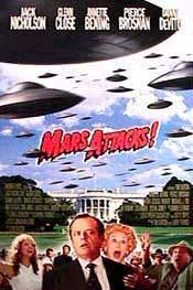 Marte Ataca! : Foto
