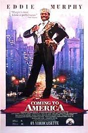Um Príncipe em Nova York : Poster