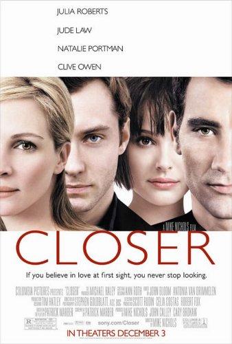 Closer - Perto Demais : Poster
