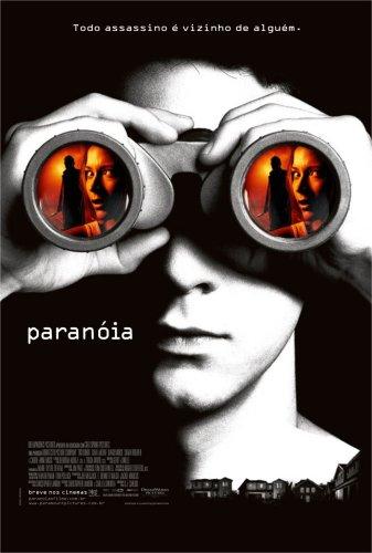 Paranóia : poster