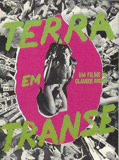 Terra em Transe : Poster