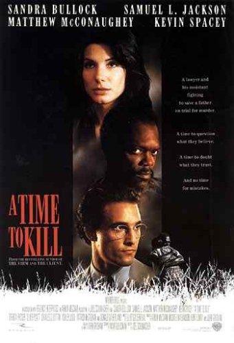 Tempo de Matar : Poster