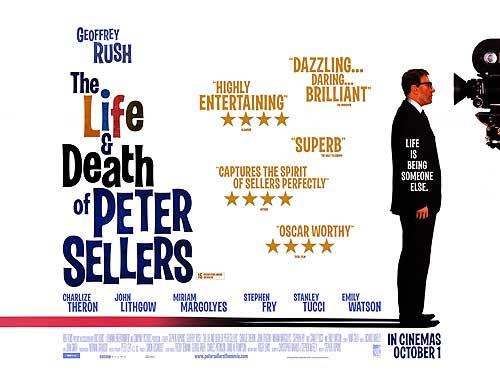 A Vida e Morte de Peter Sellers : foto