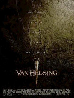 Van Helsing - O Caçador de Monstros : Poster
