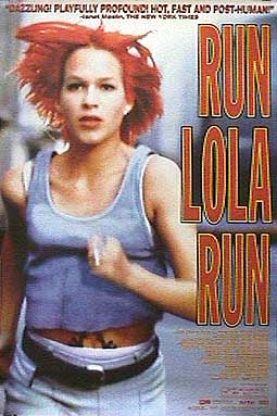 Corra, Lola, Corra : poster
