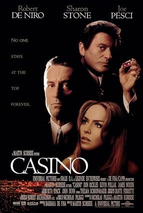 Cassino : Poster