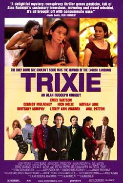 Trixie : poster