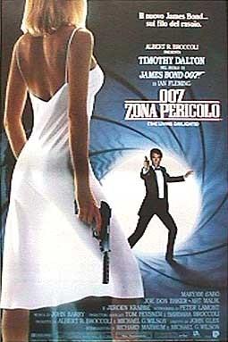 007 - Marcado Para a Morte : Poster