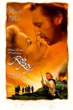 Rob Roy - A Saga de uma Paixão : Poster