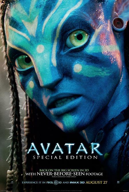 Avatar : Poster