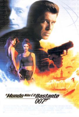007 - O Mundo Não é o Bastante : Poster