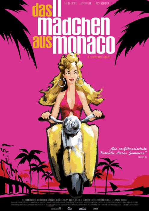 A Garota de Mônaco : foto