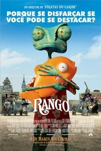 Rango : Poster