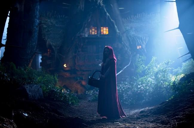 A Garota da Capa Vermelha : Foto
