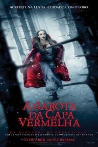 A Garota da Capa Vermelha : Poster