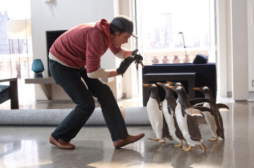Os Pinguins do Papai : Foto