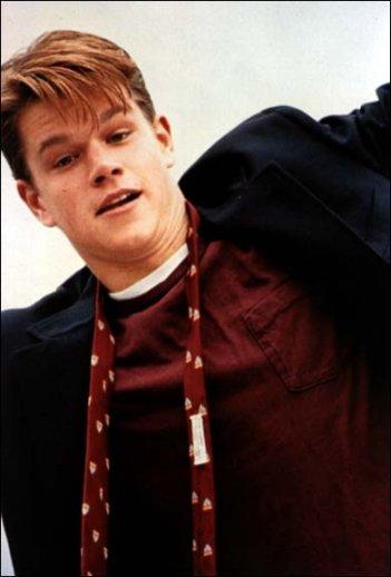 Foto Matt Damon