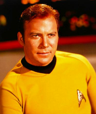 Foto William Shatner