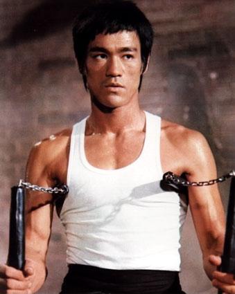Foto Bruce Lee